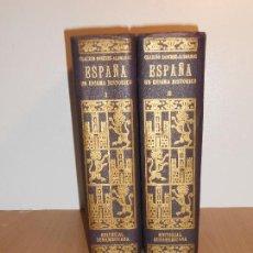 Libros de segunda mano: CLAUDIO SÁNCHEZ-ALBORNOZ , ESPAÑA; UN ENIGMA HISTÓRICO - SUDAMERICANA BUENOS AIRES, 1962 2ª. Lote 152592294