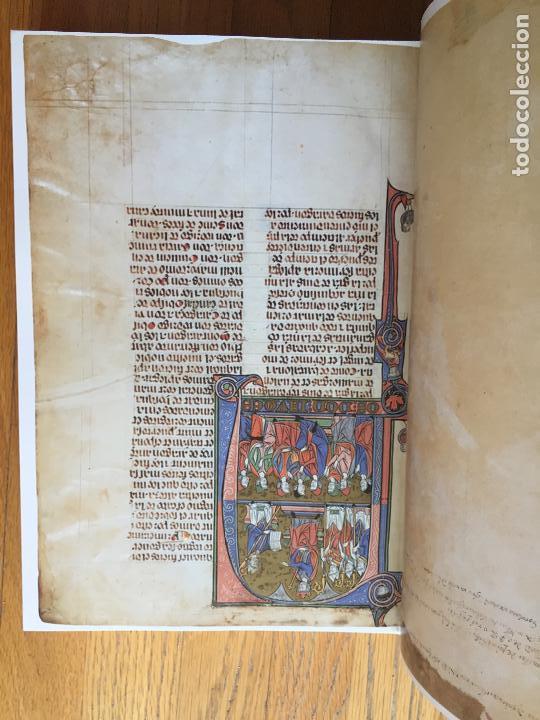 Libros de segunda mano: VIDAL MAYOR 2 TOMOS, FACSIMIL OBRA SIGLO XIII. FUEROS DE ARAGON - Foto 3 - 152610946