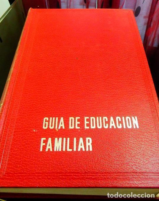 GUIA DE EDUCACIÓN FAMILIAR * MAURICIO TIECHE 1ª EDICIÓN 1971 * TAPAS DURAS (Libros de Segunda Mano - Ciencias, Manuales y Oficios - Otros)