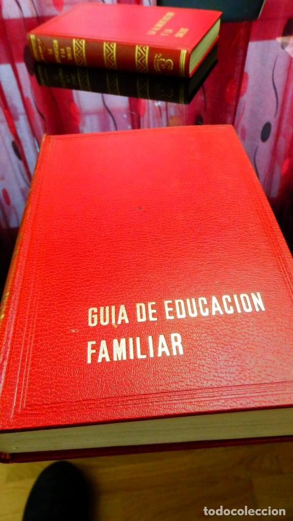 Libros de segunda mano: GUIA DE EDUCACIÓN FAMILIAR * Mauricio Tieche 1ª edición 1971 * Tapas duras - Foto 2 - 152697606