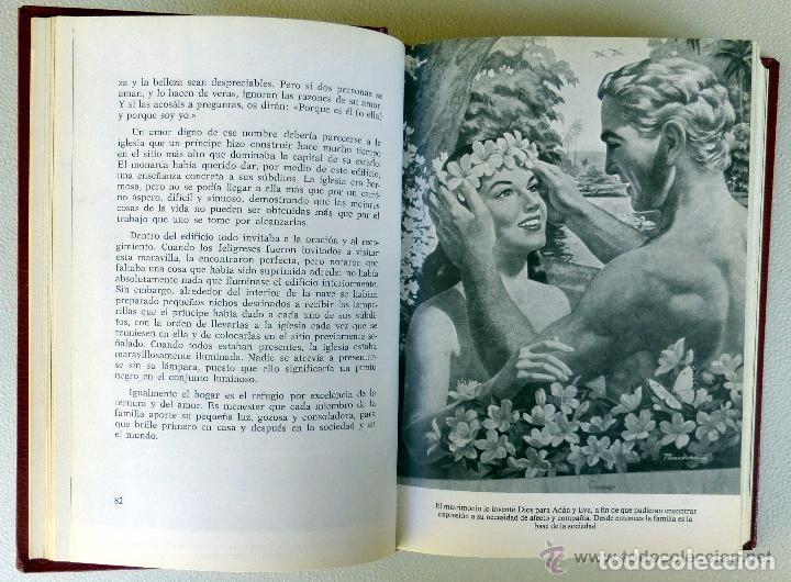 Libros de segunda mano: GUIA DE EDUCACIÓN FAMILIAR * Mauricio Tieche 1ª edición 1971 * Tapas duras - Foto 5 - 152697606