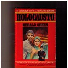 Libros de segunda mano: HOLOCAUSTO - GERALD GREEN. Lote 152706218