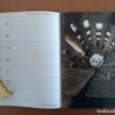 Libros de segunda mano: AGENDA DE ARTE GAUDI 1986 EDITORIAL REVERTE BARCELONA. Lote 152723542