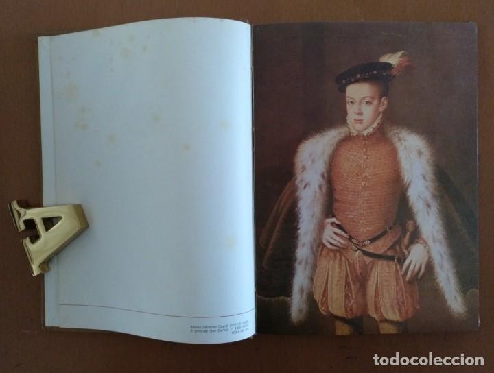 AGENDA DE ARTE PINTORES ESPAÑOLES DEL SIGLO DE ORO EN EL MUSEO DEL PRADO BARCELONA 1985 (Libros de Segunda Mano - Bellas artes, ocio y coleccionismo - Otros)
