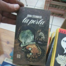 Libros de segunda mano: LIBRO LA PERLA JOHN STEINBECK 1974 PLAZA Y JANES L-19108. Lote 152777082