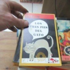Libros de segunda mano: LIBRO LOS TRES PIES DEL GATO PERICH 1973 ED. PENÍNSULA L-19120. Lote 152780014