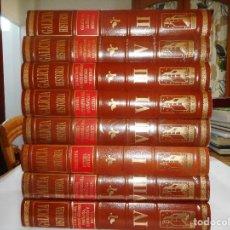 Libros de segunda mano: HISTORIA DE GALICIA (8 TOMOS) Y92648. Lote 152783418