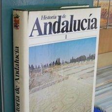 Libros de segunda mano: LMV - HISTORIA DE ANDALUCIA, TOMO I. DE TARTESOS AL ISLAM ( - 1.031). Lote 152805798