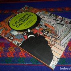 Libros de segunda mano: CALIENTE, CALIENTE 8 AVENTURAS Y 50 ENIGMAS PARA RESLOVER DISFRUTANDO. ESPASA 1ª EDICIÓN 2007. BE.. Lote 152857938
