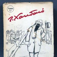 Libros de segunda mano: CHISTES JOAQUÍN XAUDARÓ TOMO I IMPRENTA ESPAÑOLA 1945 1ª ED. Lote 152902550