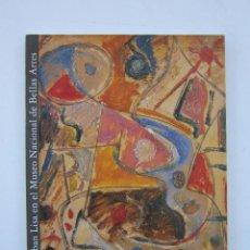 Libros de segunda mano: ESTEBAN LISA. BUENOS AIRES: MUSEO NACIONAL DE BELLAS ARTES, 1999. Lote 152902914