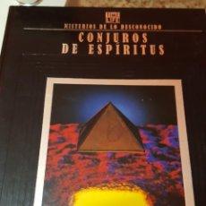 Libros de segunda mano: MISTERIOS DE LO DESCONOCIDO - TIME LIFE - CONJUROS DE ESPÍRITUS - FOLIO - EDICIONES DEL PRADO. Lote 153083562
