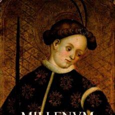 Libros de segunda mano: MILLENUM - HISTORIA Y ARTE DE LA IGLESIA CATALANA (1989) GRAN FORMATO. Lote 153102098