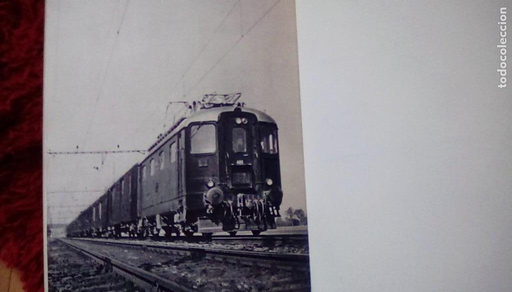 Libros de segunda mano: Le centenaire des chemins de fer suisses. 1947 - Foto 2 - 153113746