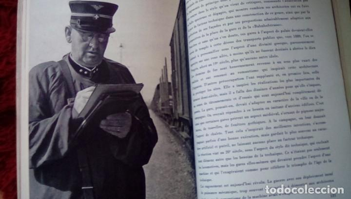 Libros de segunda mano: Le centenaire des chemins de fer suisses. 1947 - Foto 3 - 153113746