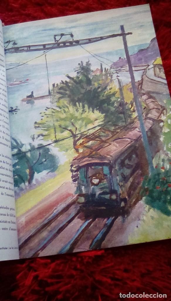 Libros de segunda mano: Le centenaire des chemins de fer suisses. 1947 - Foto 8 - 153113746