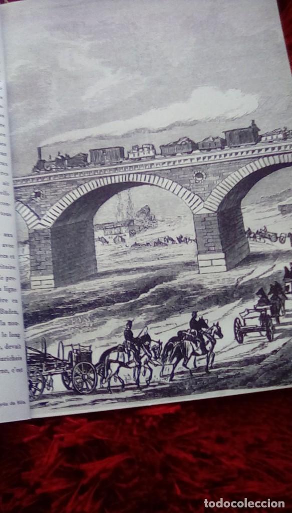 Libros de segunda mano: Le centenaire des chemins de fer suisses. 1947 - Foto 9 - 153113746