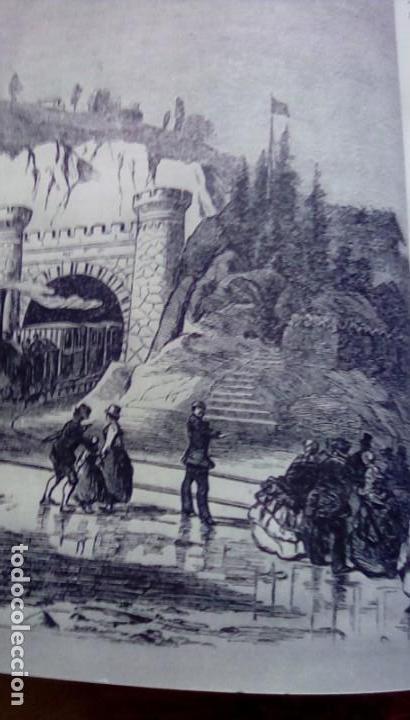 Libros de segunda mano: Le centenaire des chemins de fer suisses. 1947 - Foto 12 - 153113746