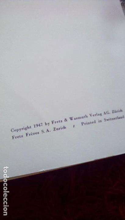 Libros de segunda mano: Le centenaire des chemins de fer suisses. 1947 - Foto 14 - 153113746