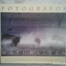 Second hand books - FOTÓGRAFOS DE LA NATURALEZA - ORIOL ALAMANY Y FERNANDO BANDÍN - SEO BIRDLIFE, 1997 - 153185918