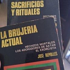 Libros de segunda mano: 1975. CUENCIAS OCULTAS. BRUGUERA. Lote 153314786