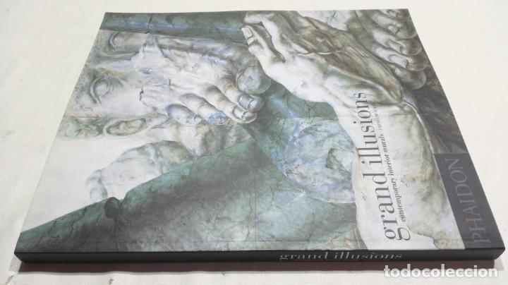 GRAND ILLUSIONS / CONTEMPORARY INTERIOR MURALS / GRANDES ILUSIONES / MURALES INTERIORES CONTEMPOR (Libros de Segunda Mano - Bellas artes, ocio y coleccionismo - Otros)