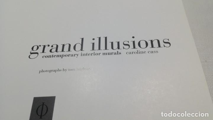 Libros de segunda mano: GRAND ILLUSIONS / CONTEMPORARY INTERIOR MURALS / GRANDES ILUSIONES / MURALES INTERIORES CONTEMPOR - Foto 5 - 153322534