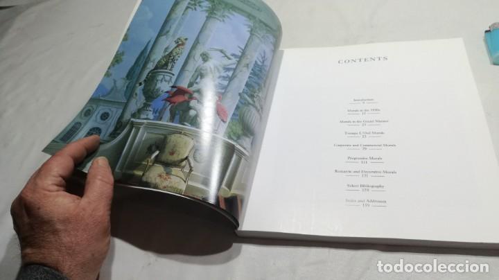 Libros de segunda mano: GRAND ILLUSIONS / CONTEMPORARY INTERIOR MURALS / GRANDES ILUSIONES / MURALES INTERIORES CONTEMPOR - Foto 6 - 153322534
