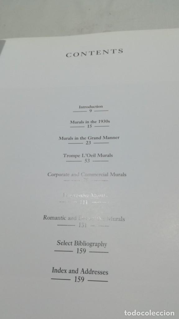 Libros de segunda mano: GRAND ILLUSIONS / CONTEMPORARY INTERIOR MURALS / GRANDES ILUSIONES / MURALES INTERIORES CONTEMPOR - Foto 7 - 153322534