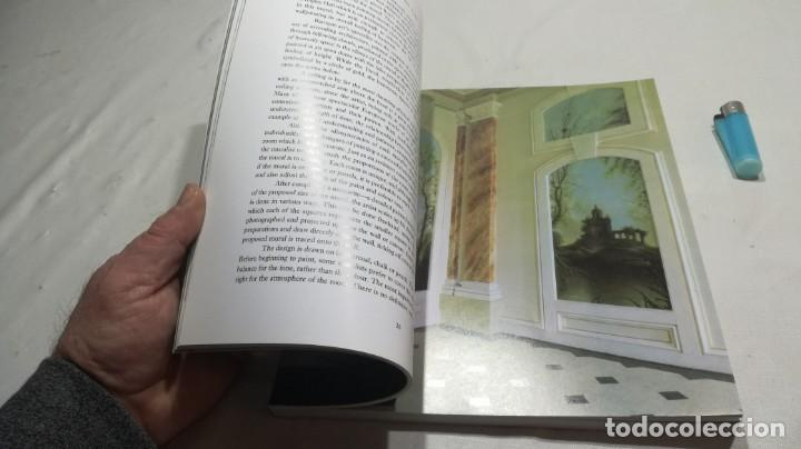 Libros de segunda mano: GRAND ILLUSIONS / CONTEMPORARY INTERIOR MURALS / GRANDES ILUSIONES / MURALES INTERIORES CONTEMPOR - Foto 25 - 153322534