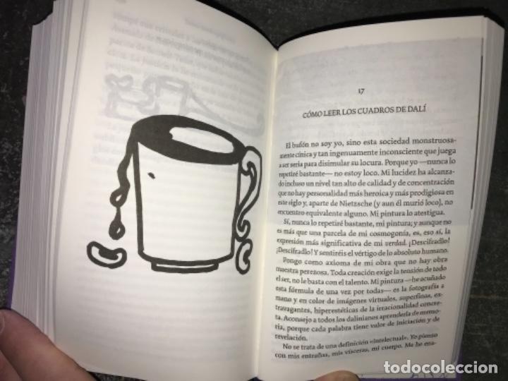 Libros de segunda mano: SALVADOR DALÍ, OBRA COMPLETA. VOL. 1,2,3,4,5,7 y 8. (OBRA COMPLETA, EL VOL. 6 NUNCA SE EDITÓ). - Foto 7 - 153326978