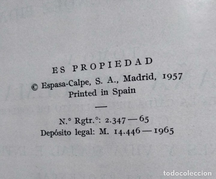 Libros de segunda mano: Historia de España de Ramón Menéndez Pidal. Lote de 7 volúmenes o por volúmenes sueltos - Foto 3 - 173161863