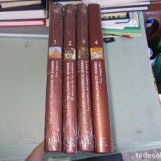Libros de segunda mano: LAS GRANDES CREACIONES DEL HOMBRE, DESCUBRIR LA CULTURA. 4 TOMOS DANIEL J. BOORSTIN. ESPASA 2.005. Lote 153438254