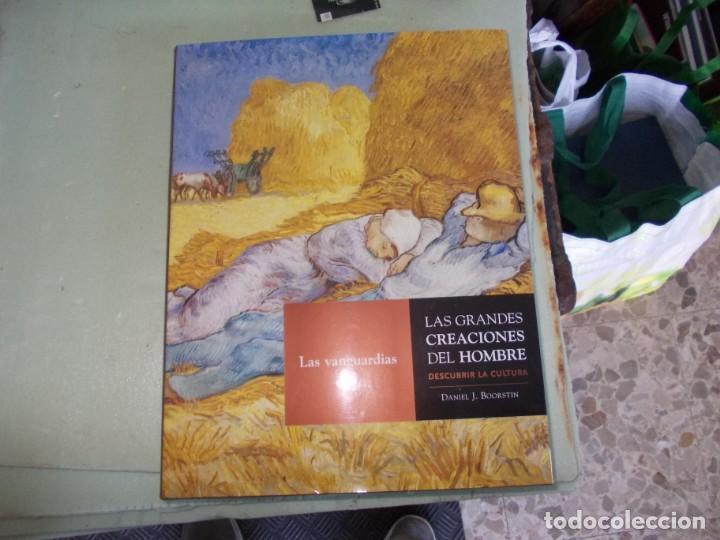 Libros de segunda mano: Las Grandes Creaciones del Hombre, descubrir la Cultura. 4 tomos Daniel J. Boorstin. Espasa 2.005 - Foto 5 - 153438254