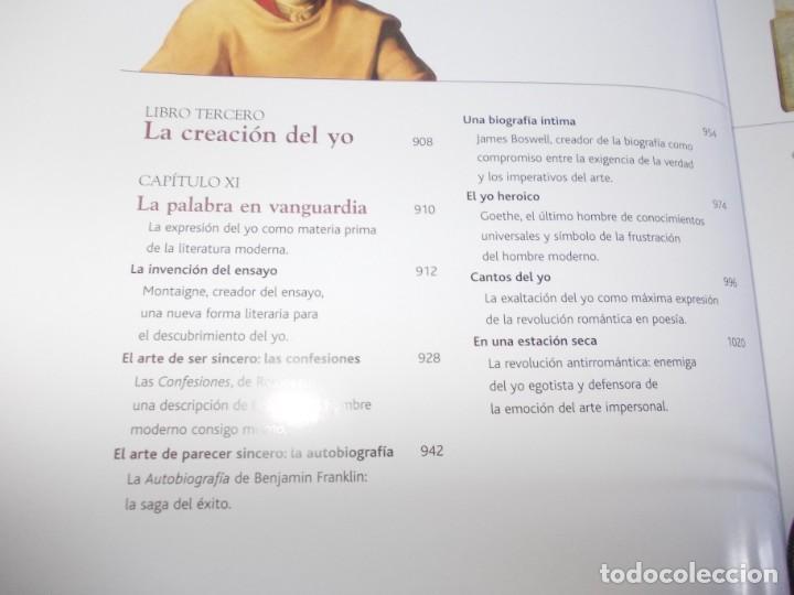 Libros de segunda mano: Las Grandes Creaciones del Hombre, descubrir la Cultura. 4 tomos Daniel J. Boorstin. Espasa 2.005 - Foto 7 - 153438254