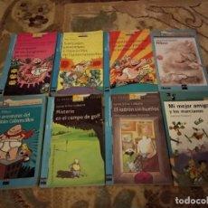 Libros de segunda mano: LOTE BARCO DE VAPOR. Lote 204428555