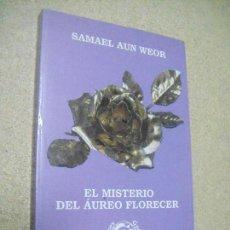 Libros de segunda mano: EL MISTERIO DEL ÁUREO FLORECER. Lote 153466482