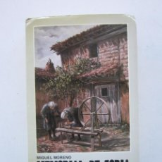 Libros de segunda mano: MIGUEL MORENO Y MORENO. MEMORIAL DE SORIA. I RELATOS. SORIA: M. MORENO, 1985. DEDICADO. Lote 153481078