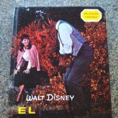 Libros de segunda mano: EL MAS FELIZ MILLONARIO -- WALT DISNEY -- PELICULAS FAMOSAS -- EDICIONES GAISA 1968 -- . Lote 153484646