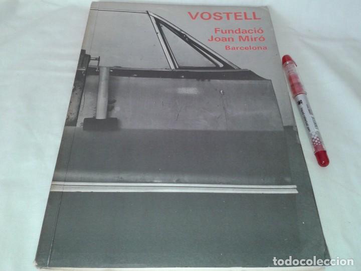 VOSTELL, FUNDACIO JOAN MIRO, EN CATALAN (Libros de Segunda Mano - Bellas artes, ocio y coleccionismo - Otros)