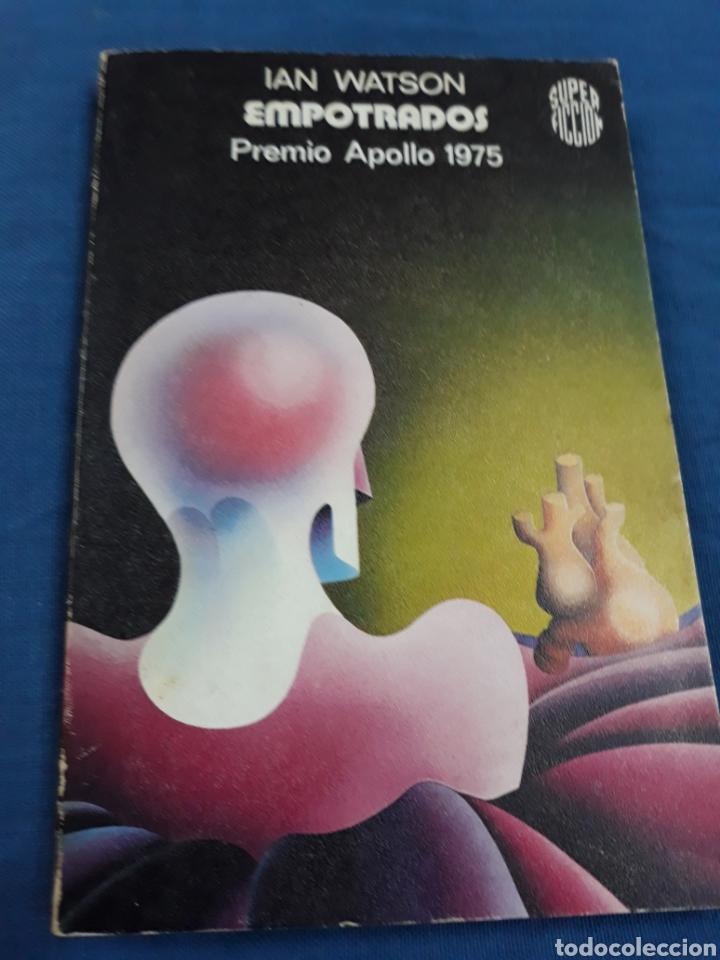 LIBRO:SUPER FICCIÓN NÚM 22 EMPOTRADOS PREMIO APOLLO 1975 (Libros de Segunda Mano - Parapsicología y Esoterismo - Otros)