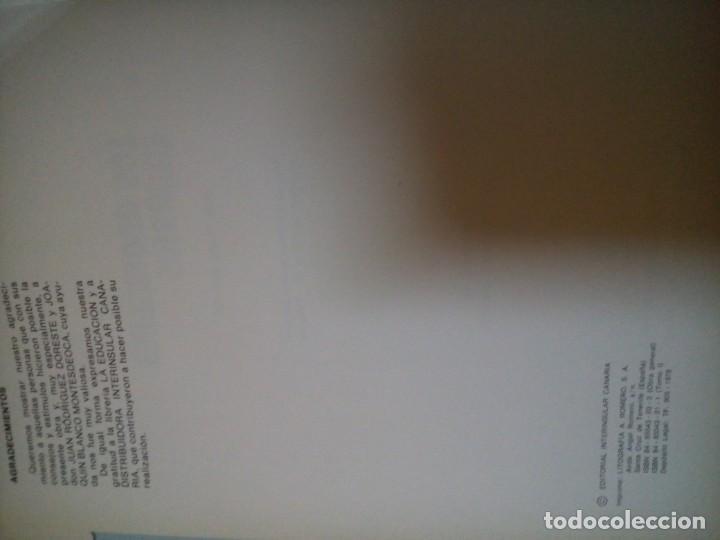 Libros de segunda mano: LOS ABORIGENES CANARIOS I. P. AGUADO - Foto 3 - 153574466