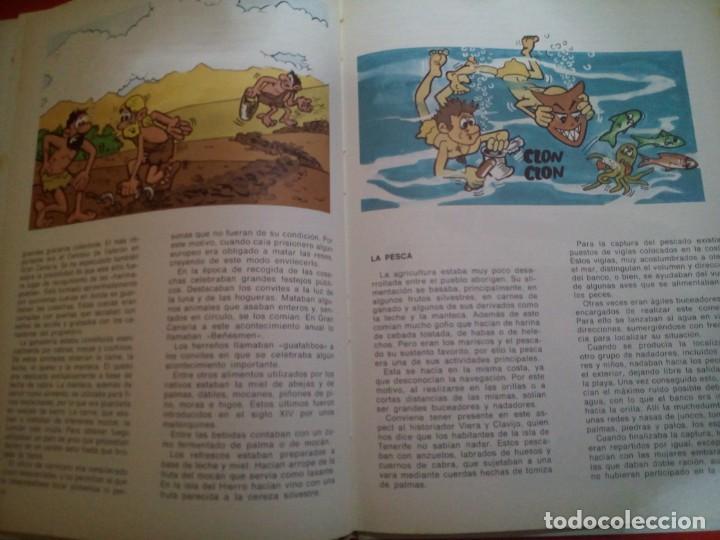 Libros de segunda mano: LOS ABORIGENES CANARIOS I. P. AGUADO - Foto 4 - 153574466