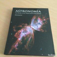 Libros de segunda mano: ASTRONOMÍA. DE GALILEO A LOS TELESCOPIOS ESPACIALES RAFAEL BACHILLER - NUEVO. Lote 153684150