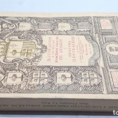 Libros de segunda mano: ILUSTRACION A LOS QUATRO PROCESOS FORALES DE ARAGON - JUAN FRANCISCO LA RIPA - FASCIMIL 1985. Lote 153685598