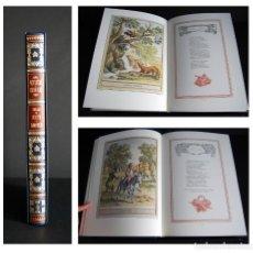Libros de segunda mano: FABULISTAS ESPAÑOLES. FÁBULAS DE IRIARTE Y SAMANIEGO. GRABADOS DE J.B.OUDRY. Lote 153699610