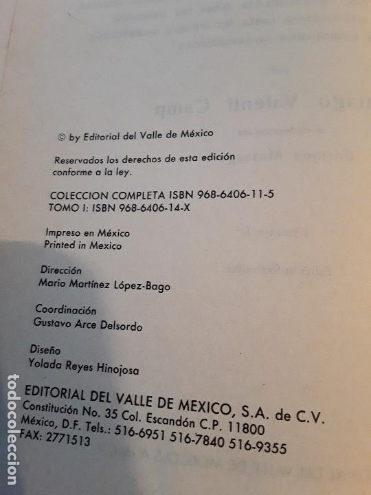 Libros de segunda mano: Las sectas y las sociedades secretas a traves de la Historia, de Santiago Valenti. Mexico. Facsimil. - Foto 3 - 144664166
