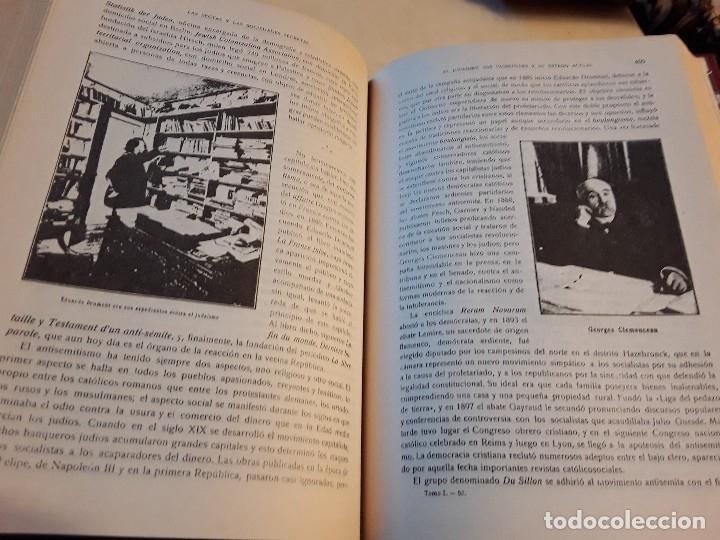 Libros de segunda mano: Las sectas y las sociedades secretas a traves de la Historia, de Santiago Valenti. Mexico. Facsimil. - Foto 4 - 144664166