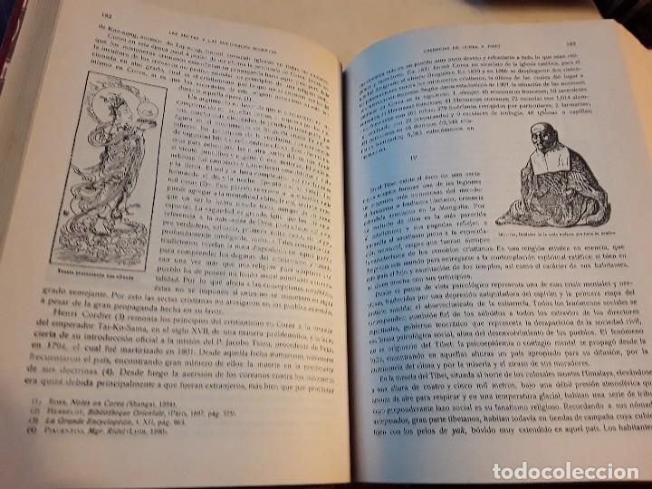 Libros de segunda mano: Las sectas y las sociedades secretas a traves de la Historia, de Santiago Valenti. Mexico. Facsimil. - Foto 6 - 144664166