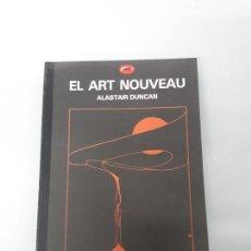 Libros de segunda mano: EL MUNDO DEL ARTE NUM. 34 - EL ART NOUVEAU - EDICIONES DESTINO - 1995. Lote 156452998